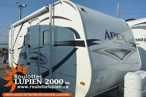 2012 Coachmen APEX APT22