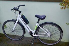 G Tech Ladies Electric Bike - nearly new