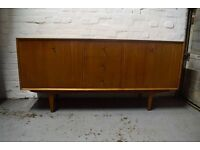 Vintage teak sideboard (DELIVERY AVAILABLE)