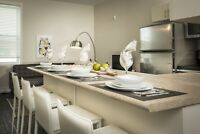 300 Tache,Brand New 1 Bedroom Apartment Available Immed