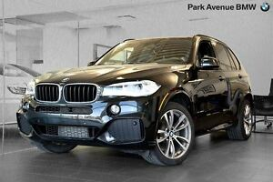 2016 BMW X5 xDrive35d M SPORT // PREMIUM SEATING