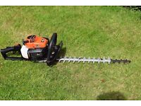 tanaka tht-2100 petrol 2 stroke hedge trimmer