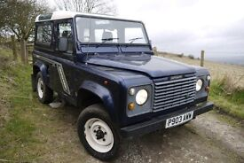 DEFENDER 90 - 300TDI ENGINE (NEW MOT)