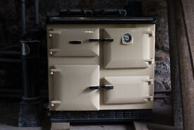 RAYBURN COOKER AND BOILER