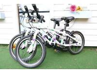 2 Frog 48 Lightweight bikes