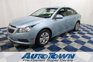 2012 Chevrolet Cruze LT TURBO/ LOW KM/CLEAN HISTORY/KEYLESS ENTR