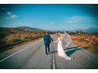 Stunning Scottish Wedding Photography - Full day, one price £599