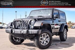 2016 Jeep Wrangler Sport|4x4|Hard Top|AM/FM One Owner Accident F