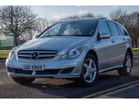 Mercedes-Benz R 320 cdi sport 4-MATIC 7-G tronic automatic 6 seater