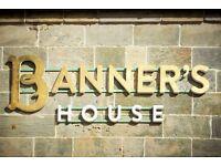 Bar / Waiter BANNER'S HOUSE Markinch