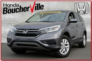2015 Honda CR-V SE AWD retour location Garantie 100,000km nov 20