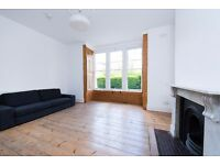 FINSBURY PARK ROAD N4: THREE DOUBLE BEDROOMS / PART-FURNISHED / AVAILABLE NOW / GARDEN