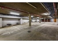 Parking Space For Rent in Secure Underground Car Park, Town Centre Location