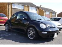 1.8 Turbo Volkswagon Beetle - Rare Engine Car - BBS RC Alloys