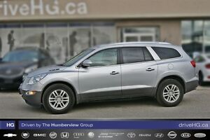 2012 Buick Enclave CX AWD|  REAR CAM| POWER HATCH|
