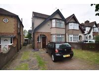 Refurbished 4 bed, South Harrow 120' garden, through lounge, separate kitchen, 2 bathrooms.