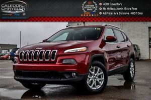 2017 Jeep Cherokee NEW Car North 4X4 Backup Cam Bluetooth Safety