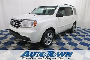 2013 Honda Pilot LX/ACCIDENT FREE/REAR VIEW CAMERA/USB OUTLET