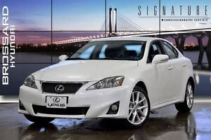 2013 Lexus IS 250 AWD PADDLE SHIFT