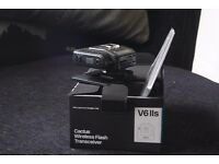 Cactus V6lls Wireless Flash Transceiver - Brand New not out of packaging