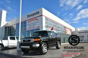 2014 Toyota FJ Cruiser OFF ROAD-TOYOTA CERTIFIED!!!