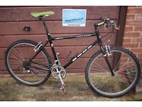"1990's Kona Lava Dome.Bike Mountain Bike.19"" Cro-Mo Frame.21 Speed.Rare.Serviced(15.2)"
