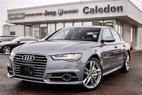 2016 Audi A6 3.0L TDI DieselNavi Sunroof Bluetooth Backup Cam L