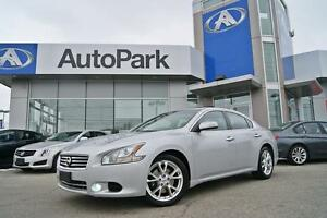2013 Nissan Maxima SV SUNROOF|REAR CAM|LOW KM