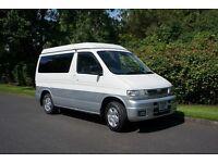 Mazda Bongo 4x4 converted Campervan