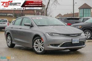 2016 Chrysler 200 Limited | $142.00 B/W + HST & LIC. *O.A.C