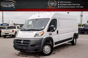 2014 Ram ProMaster 2500 2500 High Roof 159WB|Pwr Windows|Pwr Loc