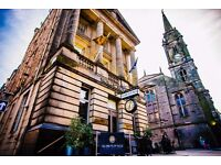 Reservation and Groups Manager - Edinburgh