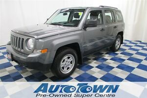 2011 Jeep Patriot Sport/North/LOCAL/LOW KM/KEYLESS ENTRY/
