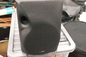 Pair JVC speakers