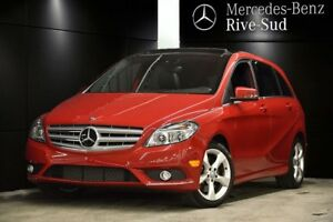 2014 Mercedes-Benz B-Class Sports Tourer 250 -- DRIVING ASSISTAN