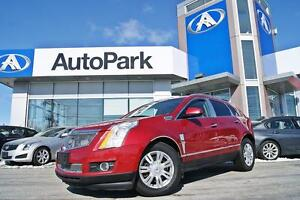 2011 Cadillac SRX Luxury Collection PANO ROOF|LOW KM|REAR CAM|