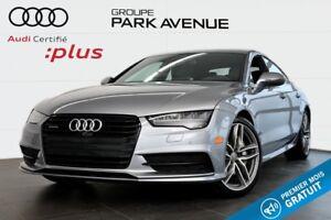 2016 Audi A7 3.0 TFSI TECHNIK S LINE+NAVIGATION+TOIT !