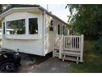 ABI Olympic 2013 static caravan for sale