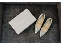 U.K. Size 8 JIMMY CHOO heels