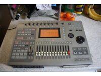 ZOOM MRS-1608 MULTI TRACK RECORDING STUDIO