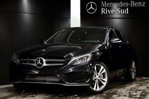 2015 Mercedes-Benz C-Class 4MATIC--PREMIUM PACKAGE#SPORT PACKAGE