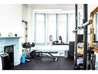 PRIVATE 1-2-1 PERSONAL TRAINING & SPORTS MASSAGE STUDIO OFFERING HIGH QUALITY SERVICE