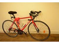 brilliant road bike in great condition