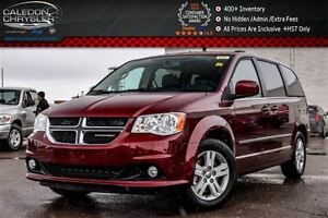 2017 Dodge Grand Caravan New Car Crew Plus|Navi|DVD|Backup Cam|B