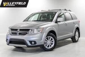 2017 Dodge Journey SXT 7 places, DVD, GPS!