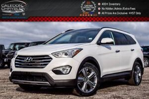 2016 Hyundai Santa Fe XL Luxury|AWD|6 Seater|Navi|Sunroof|Backup
