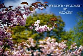 Wedding Videography Filming and Photography - Videographer and Photographer