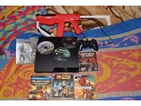 PS3 Bundle all in very good working order and camera