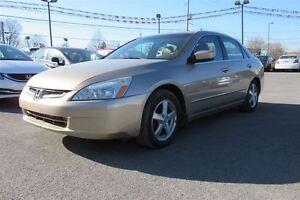 2003 Honda Accord EX-L*TRES PROPRE*CONFORTABLE ET PAS CHER!!