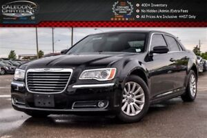 2014 Chrysler 300 Touring Bluetooth leather Heated Front Seats P
